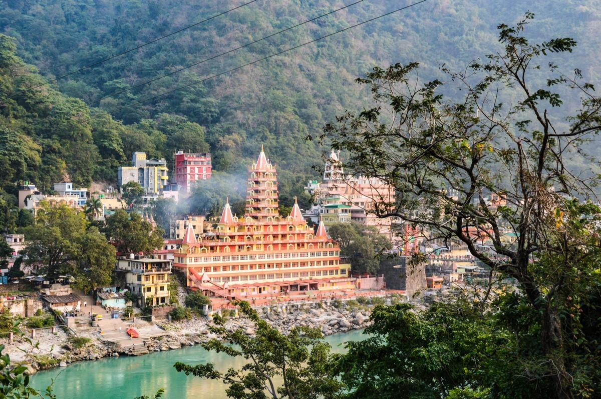 viaje a Rishikesh