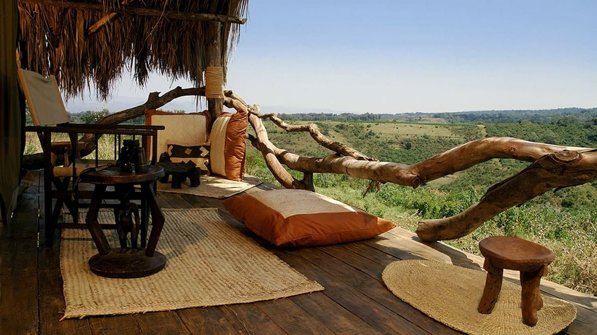 Africa viajes grupales hoteles